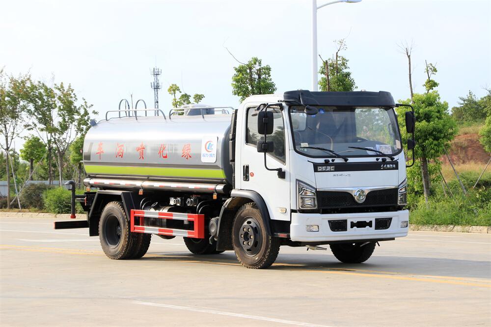 9.2吨洒水车-程力东风福瑞卡国六9.2立方洒水车厂家价格