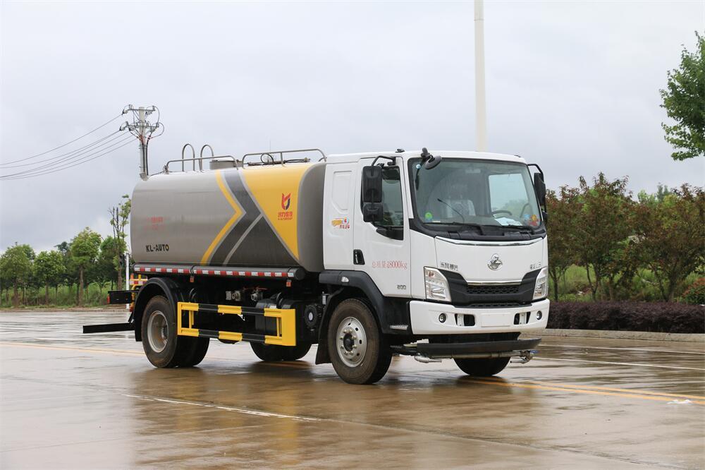 12吨15吨灑水車-东风柳汽乘龙国六12方15立方灑水車厂家价格
